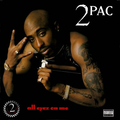 2Pac - All Eyes On Me -2CDs