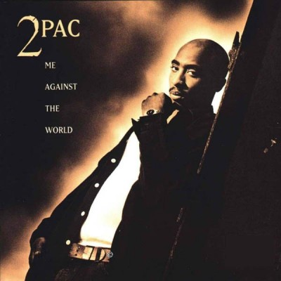 2Pac - Me Against The World - CD