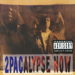 2Pac - 2Pacalypse Now -CD