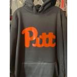Pitt - Black - Hoodie