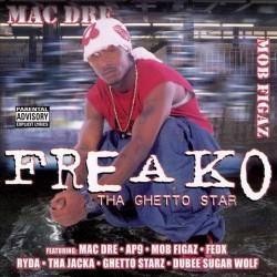 Freako - Tha Ghetto Star - CD