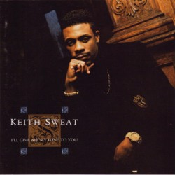 Keith Sweat - I'll Give All My Love To You - CD