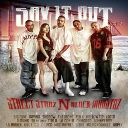 Big Tone - Sav It Out Vol.2 - CD