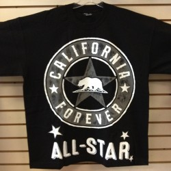 Cx Wear - California Forever - Black