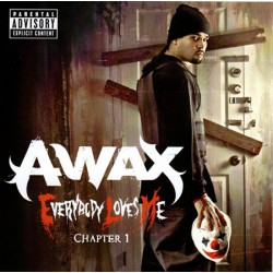 A-wax - Everybody Loves Me Chapter 1 - CD