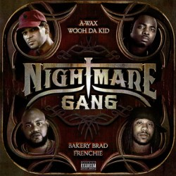 A-wax - Nightmare Gang - CD
