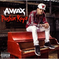 A-Wax - Pushin' Keyz - CD