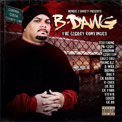 B-Dawg - The Legacy Continues - CD