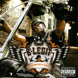 B-Legit - Throwblock Muzic - CD
