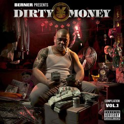 Berner - Dirty Money - Vol. 1 - CD