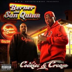 Berner And San Quinn - Cookies And Cream - CD