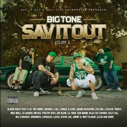 Big Tone - Sav It Out Vol. 5 - CD