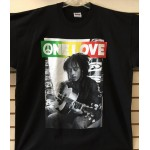 Bob Marley - One Love - Black - Custom T-Shirt