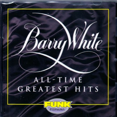 Barry White - All Time Greatest Hits - CD
