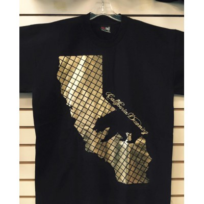 California Dreams - Gold - Custom T-Shirt