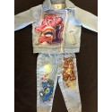 Airbrush custom outfit