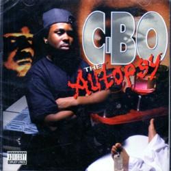 C-Bo - The Autopsy - CD