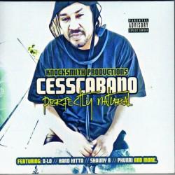 Cesscabano - Perfectly Natural - CD