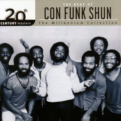 Con Funk Shun - The Best Of - Millennium Collection - CD