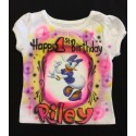 Birthday custom t-shirt