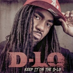 D-LO - Keep It On The D-LO - CD