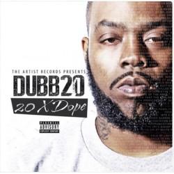 Dubb 20 - 20 X Dope - CD