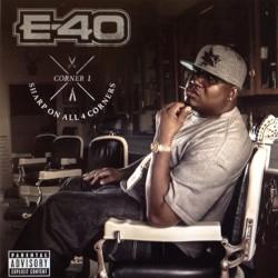E-40 - Sharp On All 4 Corners 1 - CD