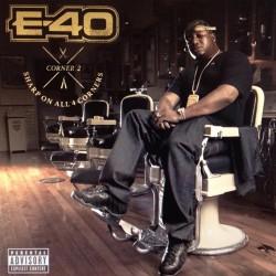 E-40 - Sharp On All 4 Corners 2 - CD