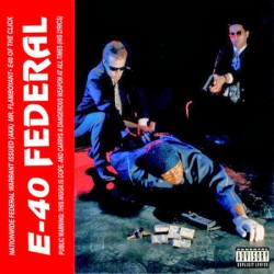 E-40 - Federal - CD