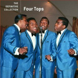 Four Tops - The Definitive Collection - CD