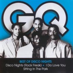 GQ - Best Of Disco Nights - CD
