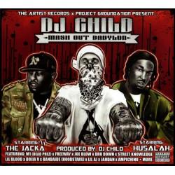 DJ Child Presents - Jacka & Husalah - Mash Out Babylon - CD