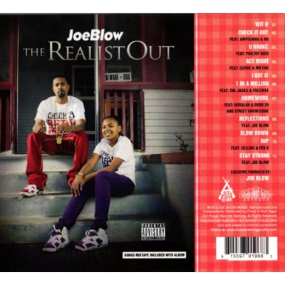 Joe Blow - The Realist Out - 2CDs