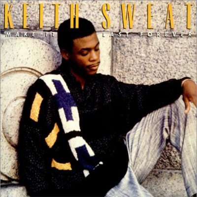 Keith Sweat - Make It Last Forever - CD