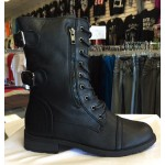 Ladies Boots - Mango 61 - Black
