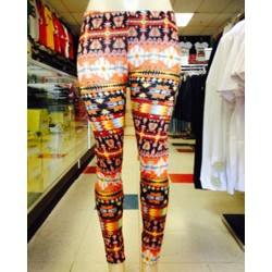 Leggings - Fiesta - Orange