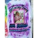airbrush & heat transfer t shirt