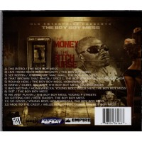Messy Marv - The Money In The B*tch Purse - CD