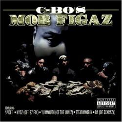 C-Bo's Mob Figaz - Mob Figaz - CD