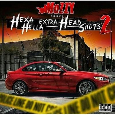 Mozzy - Hexa Hella Extra Head Shots 2 - CD