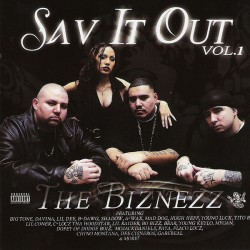 Big Tone - Sav It Out Vol.1 - CD