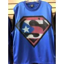 Superman Airbrush custom t-shirt