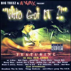 A-Wax - Who Got It - CD