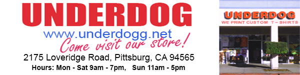 Underdog Fashion & T-Shirt Printing